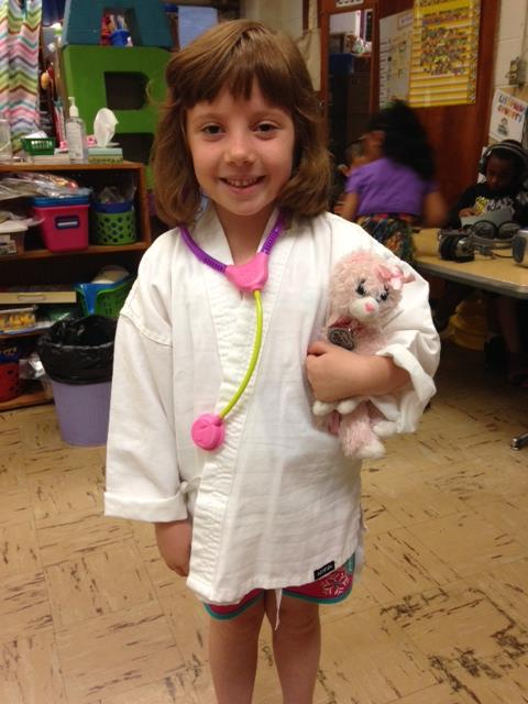 Career Day - Veterinarian