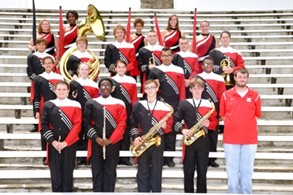 NHS Marching Band