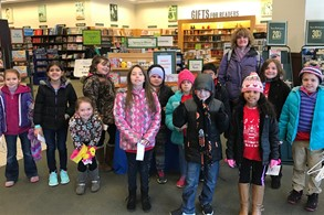 NPS Chorus at Barnes & Noble