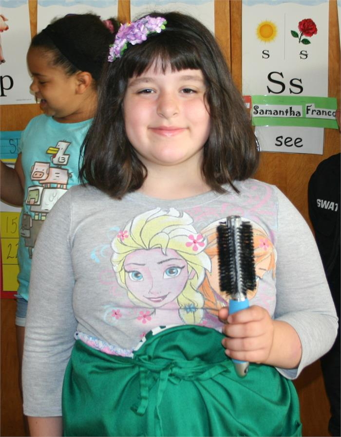 Career Day - Hair Dresser