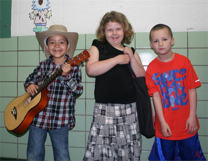 Career Day - Country Music Singer, Teacher, Basketball Player