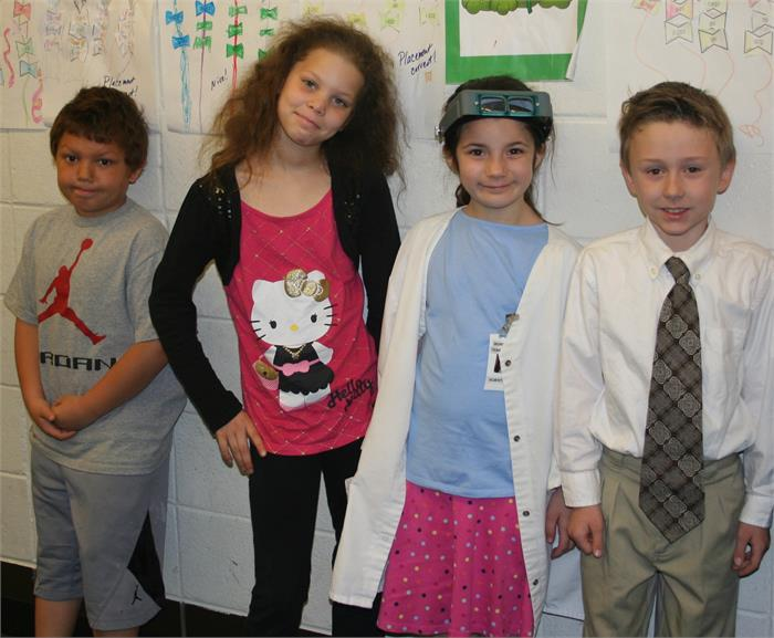 Career Day - Basketball Player, Fashion Designer, Scientist, Lawyer