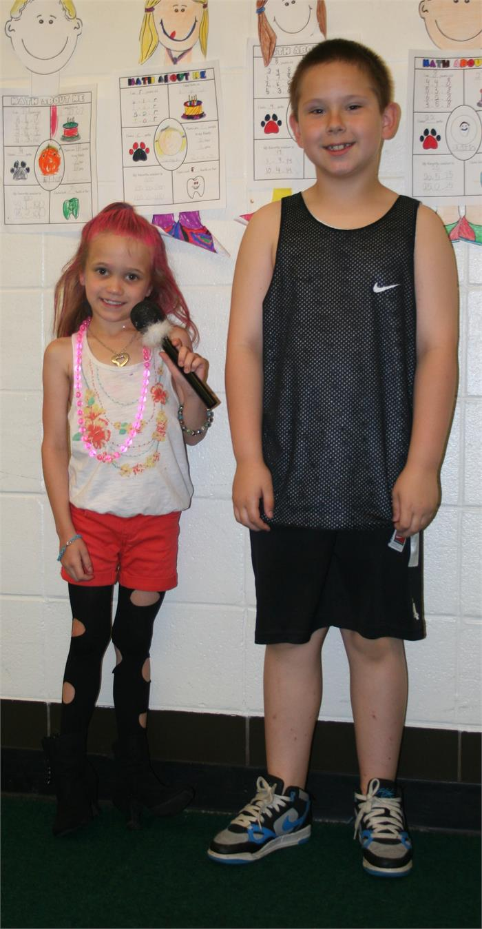 Career Day - Pop Star, Basketball Player