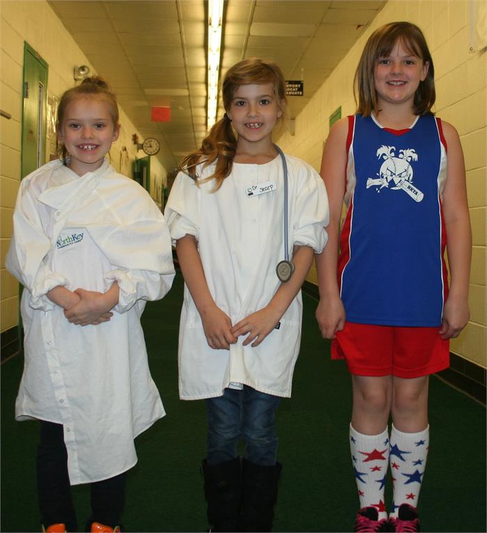 Career Day - Doctors, Softball Player